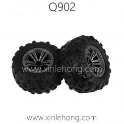 XINLEHONG TOYS Q902 Parts-Tire