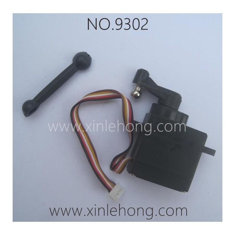 PXTOYS 9302 Speed Pioneer Parts-9G Five wire Rudder
