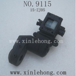 xinlehong toys 9115 Parts-Rear Gear Box 15-ZJ05