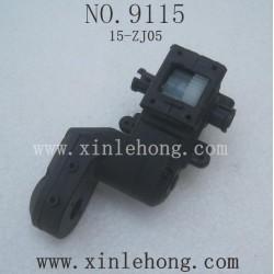 xinlehong toys 9115 Parts-Rear Gear Box 15-ZJ05