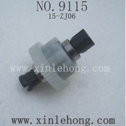 XINLEHONG TOYS 9115 Car Parts-Differential 15-ZJ06