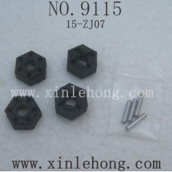 XINLEHONG Toys 9115 car parts Six Angel Connector 15-ZJ07