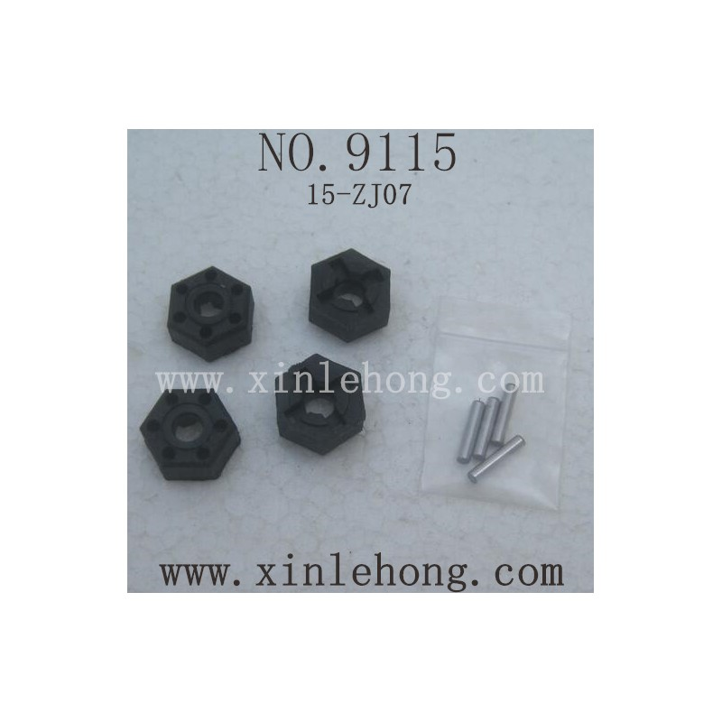 XINLEHONG Toys 9115 car parts Six Angel Connector 15-ZJ07