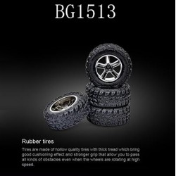 SUBOTECH BG1513 Car Parts-Wheels Complete