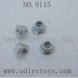 XINLEHONG 9115 Car parts Lock Nut 15-WJ02