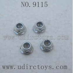 XINLEHONG 9115 Parts Lock Nut 15-WJ02