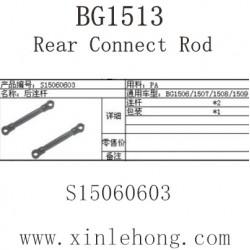 SUBOTECH BG1513 Parts-Rear Connect Rod