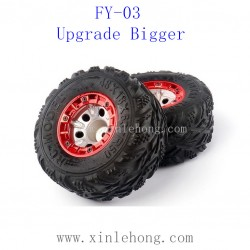 FEIYUE FY03 Eagle-3 Parts-Upgrade Widen Wheel