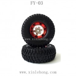 FEIYUE FY03 Eagle-3 Parts-Wheel