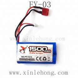 FEIYUE FY03 Parts-Battery 7.4V 1500mAh
