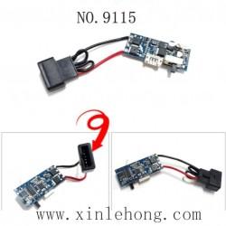 xinlehong toys 9115 car parts Receiving Plate-2