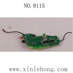 xinlehong toys 9115 car parts Transmitter Plate 15-DJ05