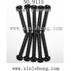 xinlehong toys 9115 CAR Round Headed Screw 15-LS11