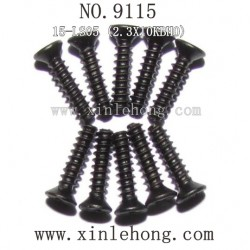 XINLEHONG TOYS 9115 PARTS Countersunk Head Screw 15-LS05