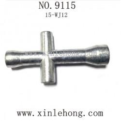 XINLEHONG TOYS 9115 Parts Hexagon Nut Wrench 15-WJ12