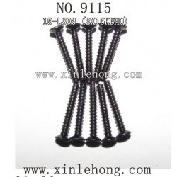 XINLEHONG TOYS 9115 CAR parts Countersunk Head Screws 15-LS03