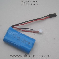 SUBOTECH BG1506 Parts-7.4V Battery