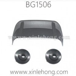SUBOTECH BG1506 Parts-Tail Protect Frame