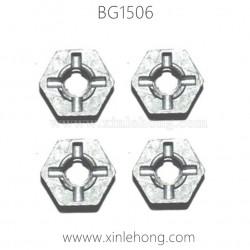 SUBOTECH BG1506 Parts-Hexagon Wheel Seat