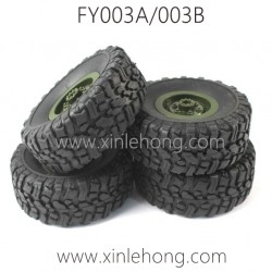 FAYEE FY003A Parts-Wheels kits