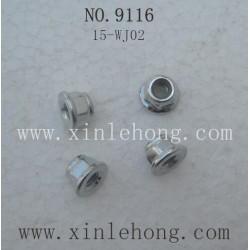 XINLEHONG TOYS RC Car Lock Nut 15-WJ02