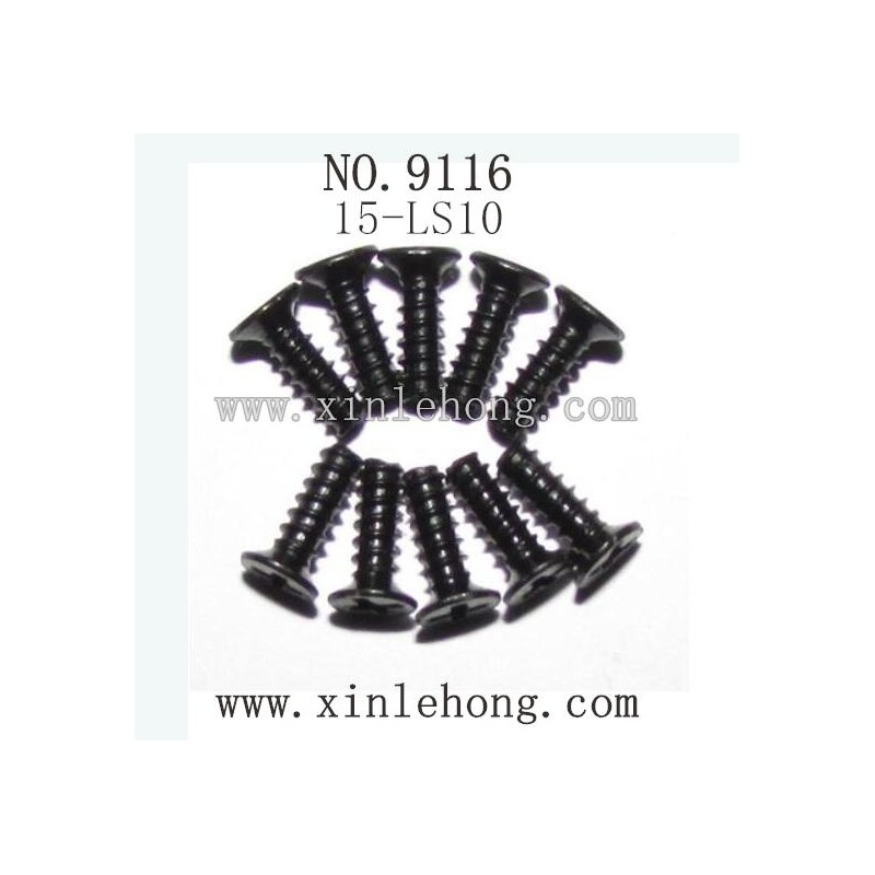 XINLEHONG Toys 9116 parts screws 15-LS10