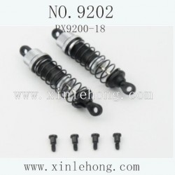 PXTOYS 9202 CAR PARTS Front, Rear Shock Absorber