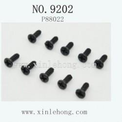 pxtoys 9202 car parts 2.6X7PB Screw P88022 10Pcs