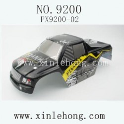 PXTOYS 9200 CAR PARTS Car Body PX9200-02