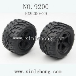 PXTOYS 9200 CAR Parts Wheel Tire PX9200-29