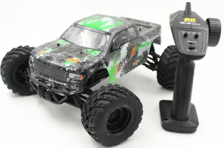 HAIBOXING 12813 Survivor rc car