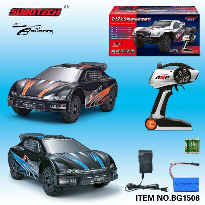 SUBOTECH BG1506 Rally RC Car