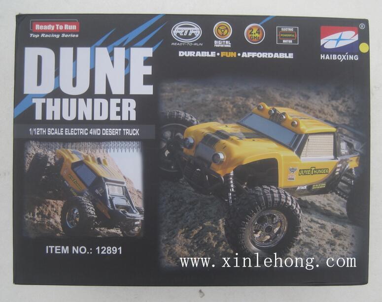 HBX 12891 Dune thunder rc car