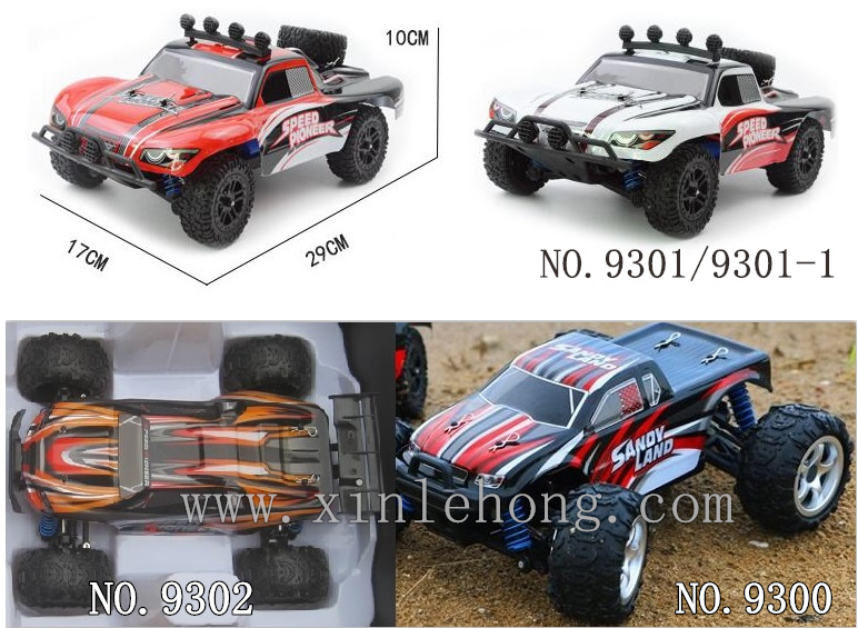 PXToys SANDY LAND RC Car