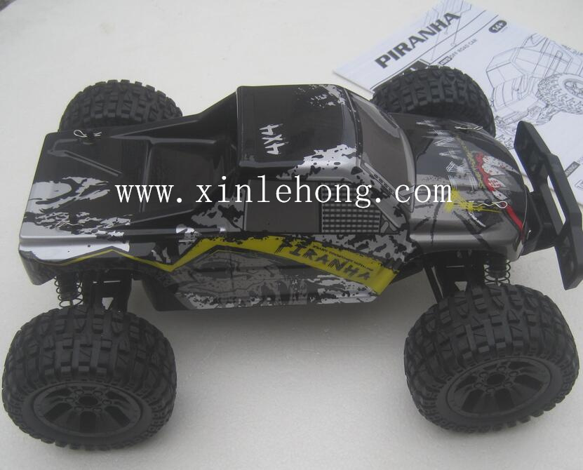 PXTOYS 9200 PIRANHA CAR REVIEW